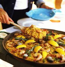 spansk mat tradisjoner